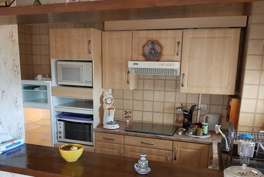 Garbinell A Roses - cocina