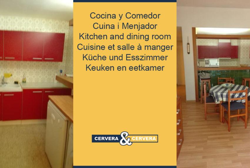 Royal marine B 2 Cocina y comedor